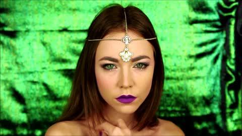 Amazing celestial makeup tutorial