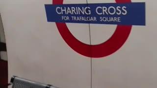 CHARING CROSS STATION COVID
