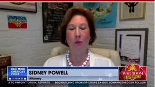 Sidney Powell on J6 Prisoners 08/25/2021