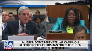 Hearing: Turner questions Robert Mueller