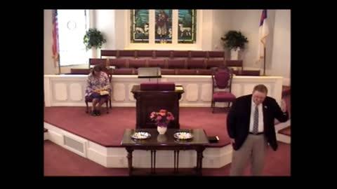 SUNDAY WORSHIP 7-11-2021