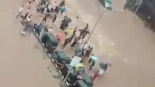 China worst flooding video in 2021