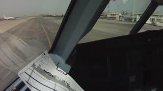 Amazing Landing Visual approach