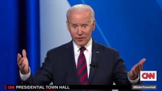 Joe Biden Talks About QAnon