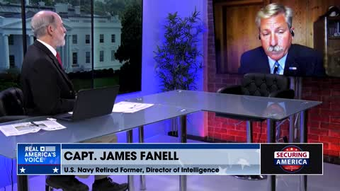 Securing America with Capt. James Fanell Pt.2 - 08.27.21