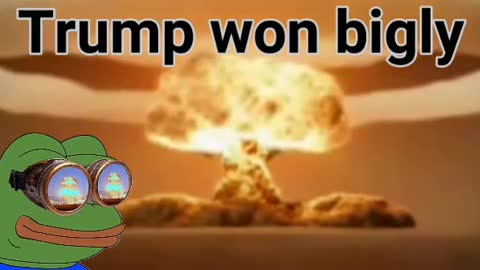 It's going to go nuclear the day after tomorrow- Rachel Maddow 😏