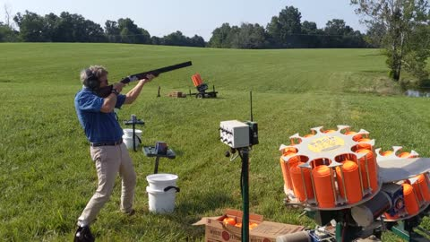 Dr. Rand Paul Catches up with Kentucky Farm Bureau in Nancy, Kentucky