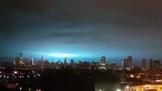 Transformer explosion in New York