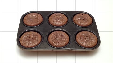 How to quickly make chocolate brownies