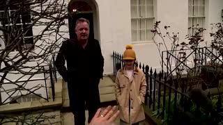 Piers Morgan accuses Meghan of 'diatribe of bilge'
