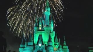 Fireworks 2017 Disney Magic Kingdom