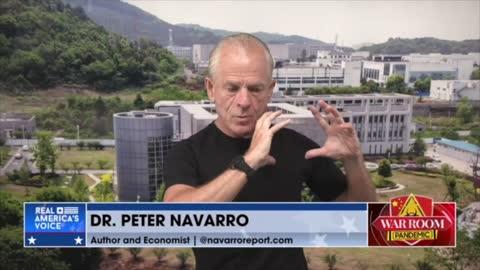 Dr. Peter Navarro Segment from 5/28