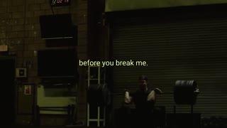 "Motivation Video ""Never back down"""