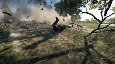 #shorts Those Cool Captured Moments In Battlefield 5