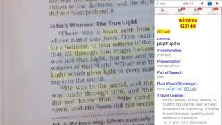 2-27-2021 - Bible Study - John 1:6-13