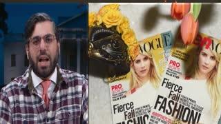 "Tipping Point - Teen Vouge Fires ""UnWoke"" Editor with Raheem Kassam"