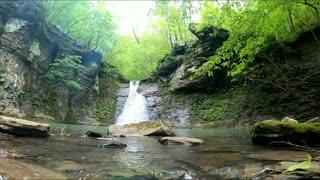 Paradise Falls in Arkansas is a spectacular hidden gem