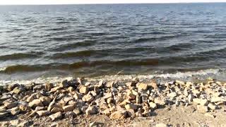 Fresh Morning Summer In Qarun Lake Egypt
