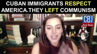 Cuban Immigrants Respect America! They Left Communism!