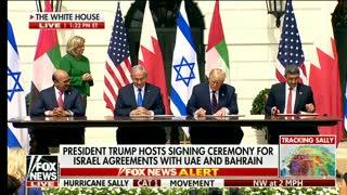 Historic Event - Trump the Nobel Peace Prize?