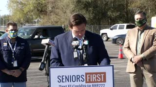 Florida Governor Cancels Virus Restriction Fines