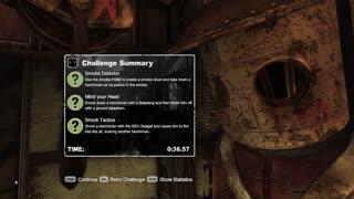 Batman Arkham City: Meltdown Mayhem Batman