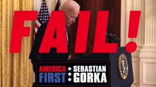 A Biden Failure. Sebastian Gorka with John Batchelor