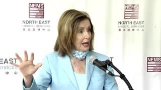 Despite Evidence, Nancy Pelosi Claims Biden Border Crisis Is On A Good Path