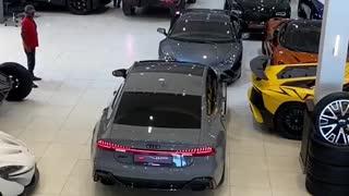800 horse power Audi