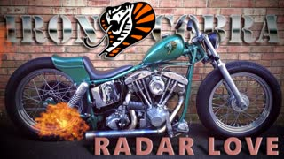 Iron Cobra - Radar Love