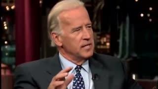 Biden Admits Being Arrested in Bizarre Video
