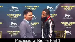 Manny Pacquiao funny moments in Boxing🤣🤣🤣