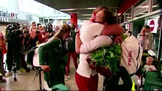 Six Polish swimmers sent back from Olympics