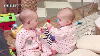 Try not to laugh impossible challenge hardest version ever -Funny baby