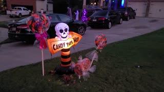 Halloween Front yard 2020