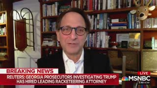 Nicolle Wallace And Andrew Weissmann Discuss Racketeering Charges