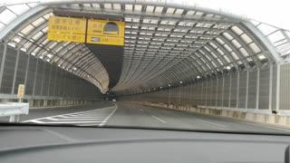 longest suspension bridge in japan