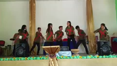 How Great is Our God - The Pastora Elaine Marie Quillope Dance Team