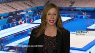Simone Biles withdraws from Olympic team gymnastics