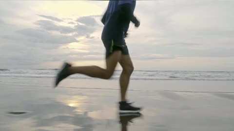 a run to lose weight.