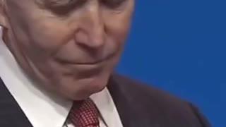 Joe Biden Embarrassing Delivers speech