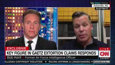 Intel Officer Admits Extortion of Gaetz Family Using Sex 'Rumors'