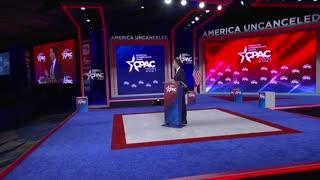 CPAC 2021- Remarks by Sen. Josh Hawley