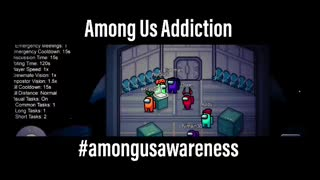 Among Us Addiction Spoof