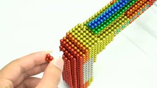 YP STUDIO -PISTOL MAGNETIC - Magnetic Balls Creations