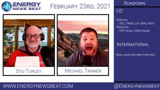 The Daily Energy News Beat Markets show 2-23