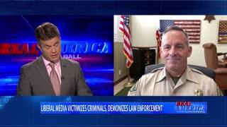 Real America - Dan W/ Sheriff Chad Bianco