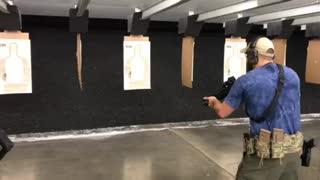 Target Transition Drill