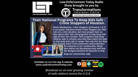 Their National Programs To Keep Kids Safe - Crime Stoppers of Houston.