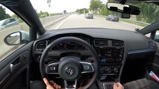 Sideswiped on the German Autobahn